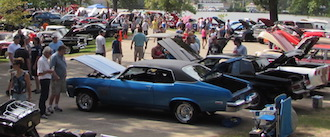 15th Annual Pardeeville Community Car & Truck Show Largest Carshow in the area
